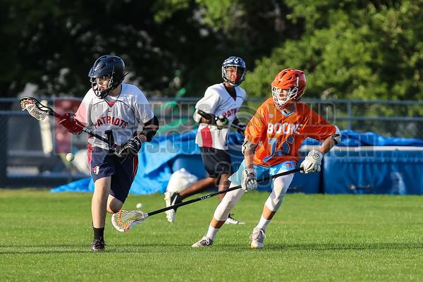 Boone Braves @ Freedom Patriots Boys JV Lacrosse - 2019