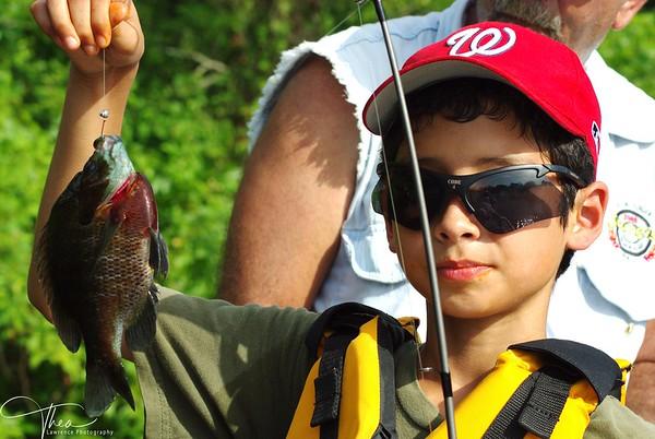 Fishing at Wills