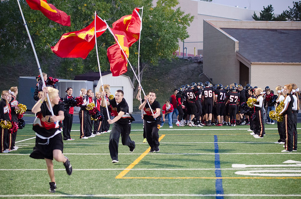2012 CVHS Varsity vs. Palmer