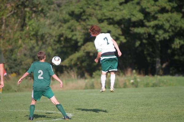 WUHS Boy's Soccer 9/2/10