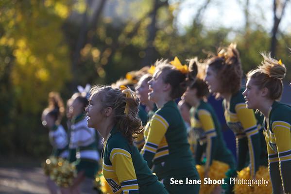 Freshman: Hempstead Mustangs 7 - Wahlert Eagles 0