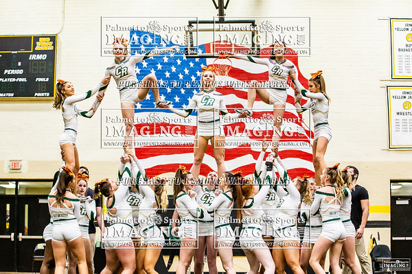 Catawba Ridge Varsity Cheer 4A Qualifier