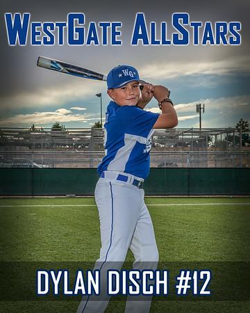 Dylan Disch #12