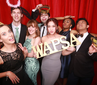 WAPSA Gala Ball 2017 Photobooth Photos