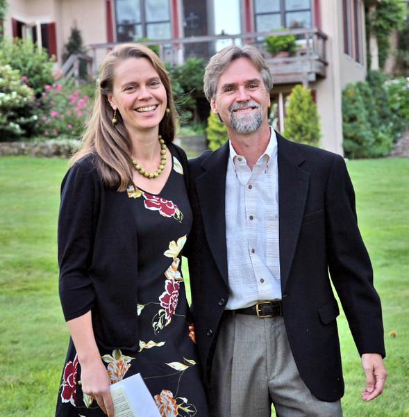 Caroline & Hall