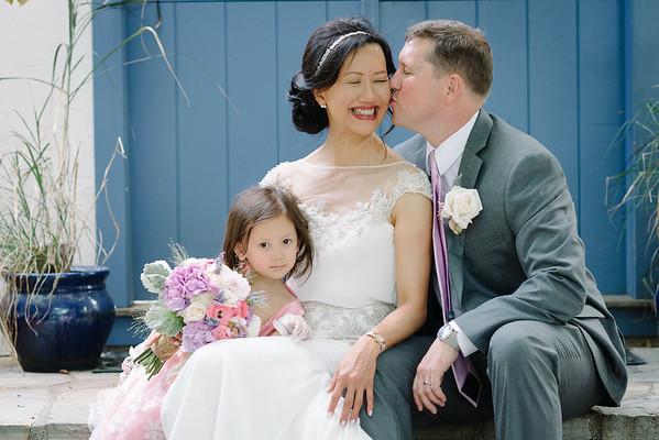 Paul & Shirley | Cuvaison Estate Vineyard Napa Wedding Photogaphy