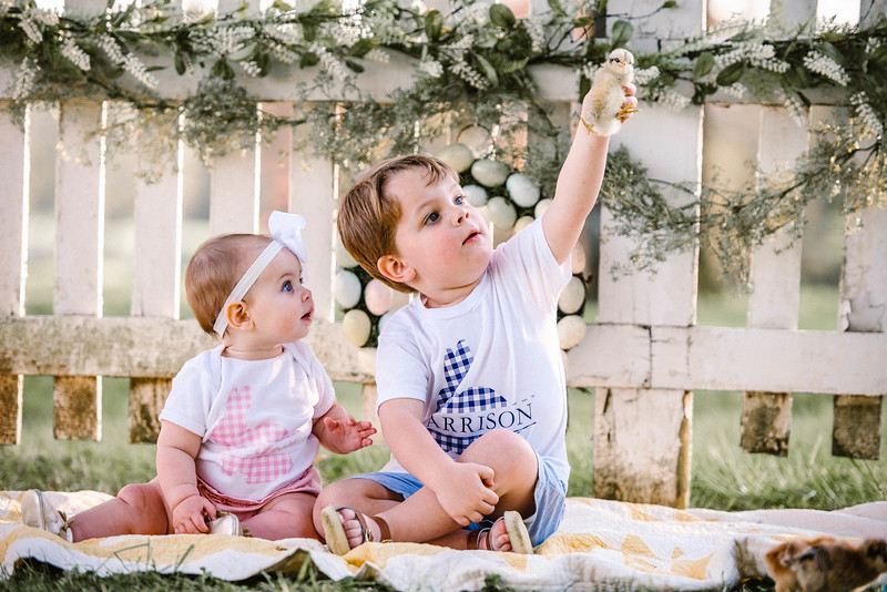Harrison + Ellie: C and G Easter 2019