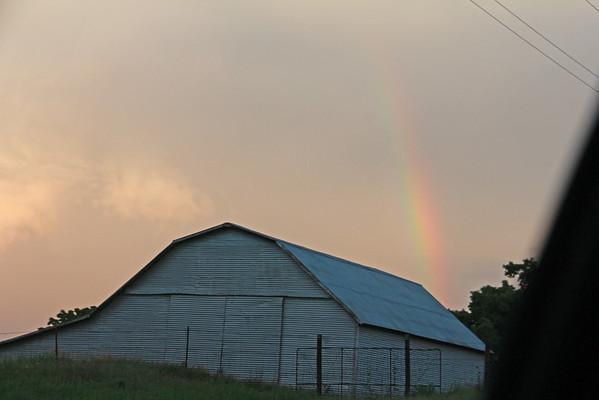 July 4th Rainbow 2015