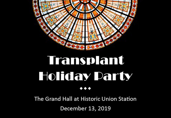 Transplant Holiday Party
