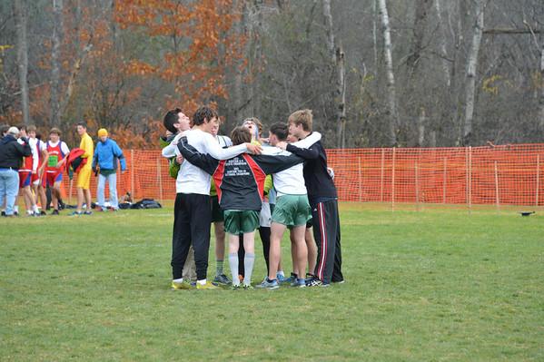2013 Vermont HS XC Championship 2013-10-26