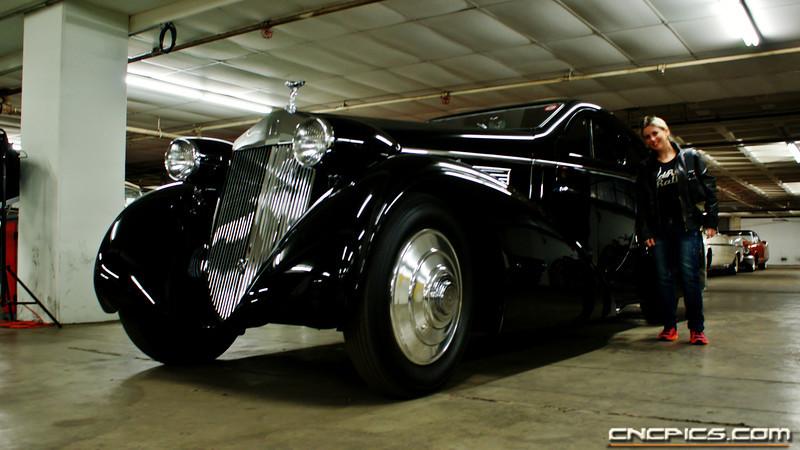 Petersen Automotive Museum Vault Tour