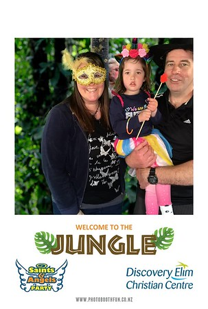 Welcome to the the Jungle - Discovery ELIM Christian Centre