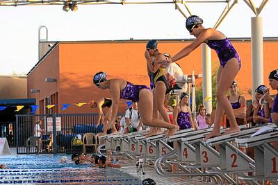 MHS Swim and Dive 10-21-09