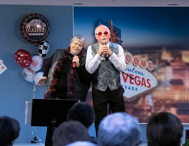 "IC Music Presents ""A Night in Las Vegas"""