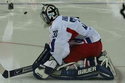 Hockey Game Czech Vs Canada