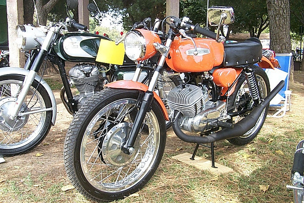 Harley Davidson 2 stroke