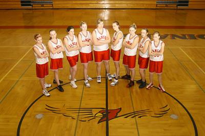 Bangor GBB0910 Team Photos
