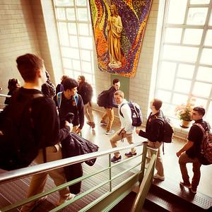 CATHOLIC SCHOOLS PROJECT - LYNCH FOUNDATION