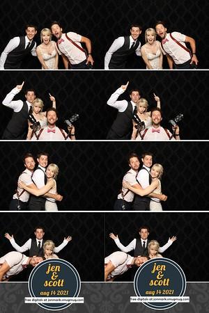Jen & Scott's Wedding