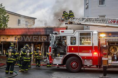 Lowell, MA 3rd Alarm - 392 Bridge St - 5/19/16