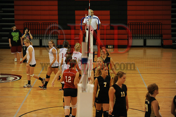 Wheatmore Volleyball vs East Davidson
