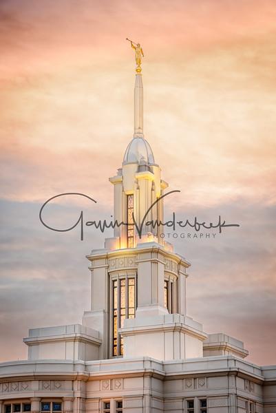 Payson Utah LDS Temple
