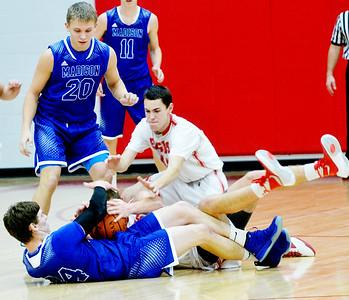 Madison at Geneva Boys Basketball