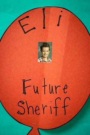 Eli Kindergarten Graduation 2014