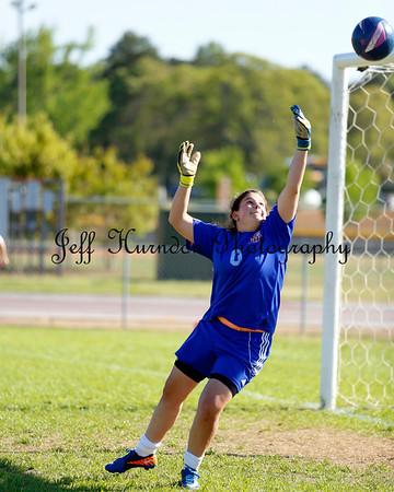 UGHS Soccer 4-23-14