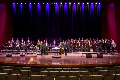 Duke Ellington: the American Spiritual Ensemble & KJRO