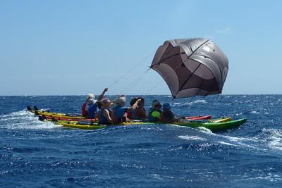 Aug 31 - East coast sailing with Skovshoved Roklub