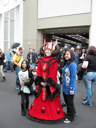 Emerald City Comicon 2011