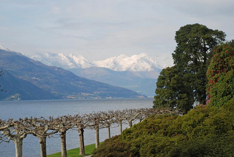 View from Villa Melzi, Bellagio