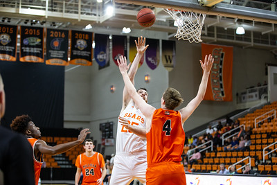 2019 Basketball Mercer vs. Miligan