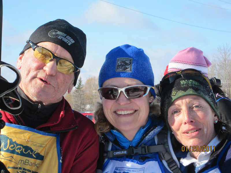 Two of these Straits Striders skied to the North Pole. What's your guess?