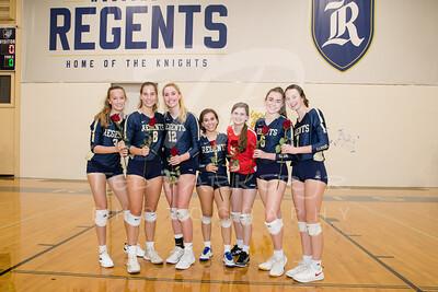 Regents Seniors 2020-2021