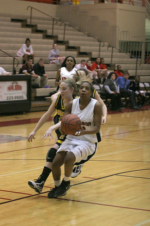 Dunbar BB vs Woodford Freshman
