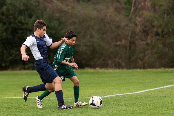 Ishan Sheth - Soccer #23