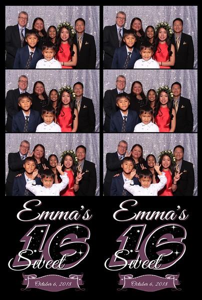 Emma's Sweet Sixteen