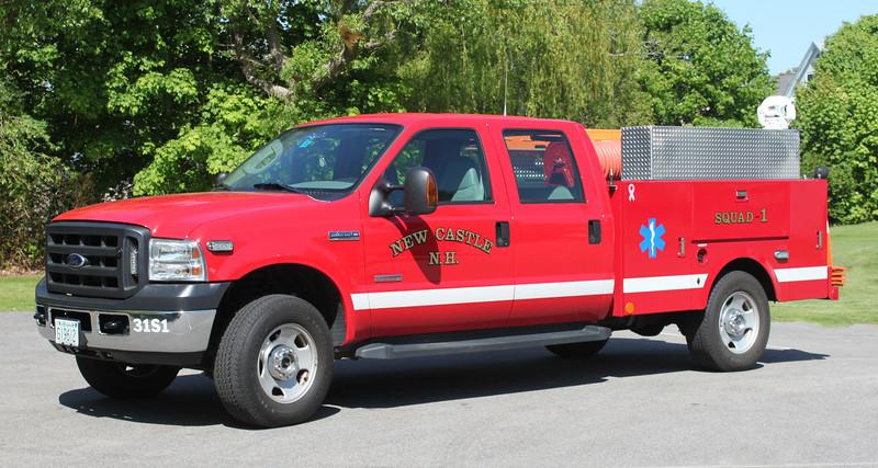 Squad 1 2007 Ford F-350