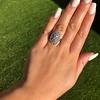 1.75ctw Edwardian Toi et Moi Old European Cut Diamond Ring  43