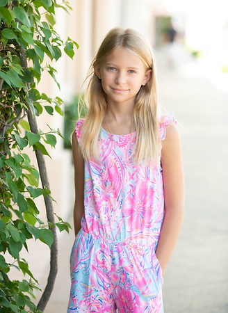 Lilly Pulitzer Palm Beach Moms Session