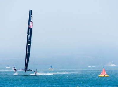Louis Vuitton Cup Finals
