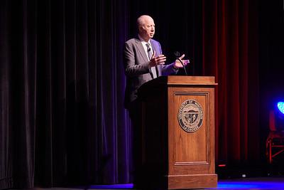 2020 UWL David Gergen Political Science Speaker