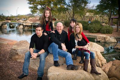 Adam Roberts Family JAN 2013