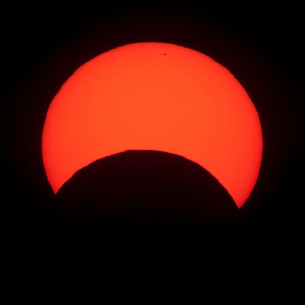 Solar Eclipse May 2013