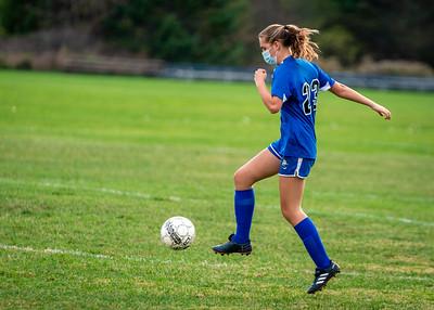 VUHS Girls JV Soccer 2020