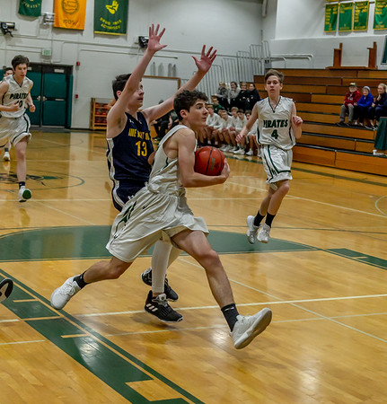 Boys JV Basketball v Annie Wright 01/11/2019