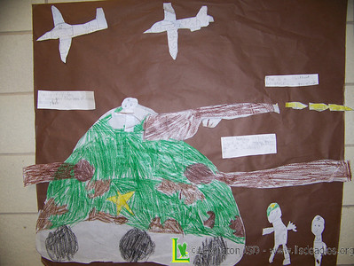 2007 1st Grade Projects