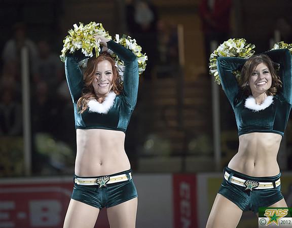 Texas Stars Ice Girls
